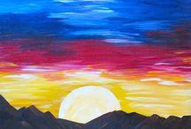 Art / Colours beyond us...