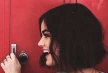 •Lucy Hale•
