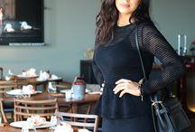 engelhorn ❤ Black / Schwarz ist DIE Trendfarbe, die immer geht - wir zeigen Euch coole Styles und lässige Details!