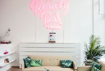 Beauty clinic design ideas