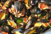 Cuisine Poisson crustacés