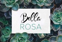 Bella Rosa / Organic skin care designed to make your skin glow, healthy and clear  Founder is Eve Espinoza