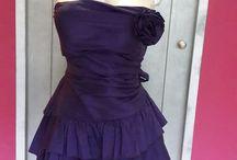 Vestidos como nuevos a 35.000 / vestidos a la venta