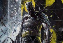 Super Heros / Super heros, comic books, movies and tv shows. / by Seth Agland