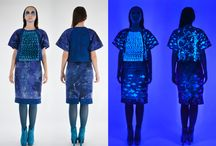 Into the Blue / MA fashion collection || https://www.behance.net/gallery/27783255/lookbook-Into-the-Blue