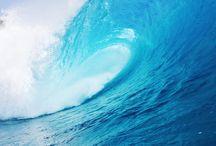 Ocean / Pretty blue