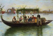 Art . . Some Italian Painters