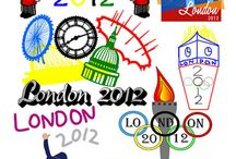 Olympic Logos / by Heather Stone