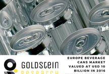Global beverage can market