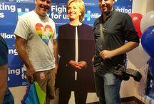 #HillaryForMo HQ Opening