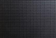 Black decorative finishes