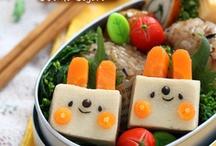 Bento and Fun Food for Kids / by Debora Cristina Lopez-Freire