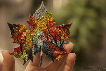 jesienna biżuteria