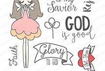 Faith stamps