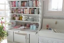 Miniatyr kjøkken