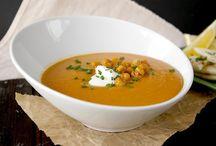 seasonal food - February / un mois, des recettes