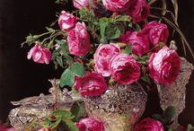 Art Paint Flower