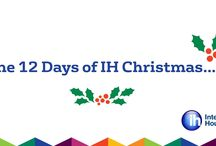 A Merry IH Christmas, 2014! / Where you can see what schools all over the IH network are up to this Christmas!