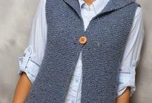 Vest Knitting Patterns
