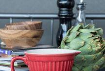 Ib Laursen im HiHoLa / Hier findest Du immer wieder die neuesten Küchenutensilien, Dekoartikel, Gartenzubehör und einfach schönes im nordischen Stil wie die praktische Mynte Serie...