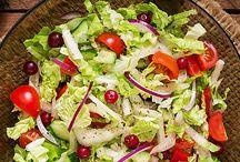 verduras y recetas en ing /  verduras y recetas en ing