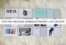 Project Life - Tipps & Tricks