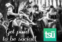 TSU / TSU the social network that pays you to be social! http://www.TSU.co/DeltonDoucet
