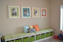 Project Play Space! / by Brittany Long