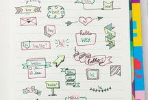 School // Notes
