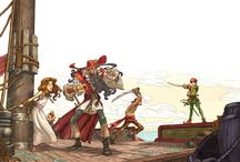 Peter Pan Design Inspiration