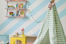 Kids' Rooms & Nurseries / These kids' room ideas will have you wishing you were young again. Classy, cozy, or adventurous? What kind of space will you create for your little one?