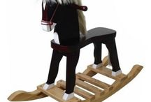 Teamson Kids Wooden Rocking Horse / Rock away in the safey of your home. But, Teamson Kids Wooden Rocking Horse transport their minds to places only their imagination can reach.