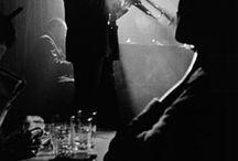 b&w Jazz