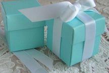 Tiffany Blue / by Twijauna White