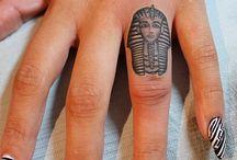 Pharoah Tattoo Ideas