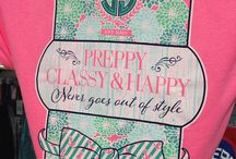 Bow Ties, Anchors and Bears..Oh My / T-shirts filled with all things Preppy and Southern from Palmetto Moon!