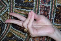 Mantras and Mudras / by Whitney Gordon-Mead