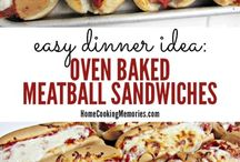 Easy vacation meals
