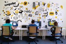 Büroinspiration