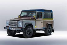 Defender selezione / Land Rover Defender