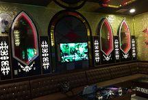 Thi công phòng karaoke Đông Tây 2 / Công trình thi công phòng karaoke Đông Tây 2 do Phan Nguyễn Audio thực hiện đáp ứng mọi tiêu chuẩn cao nhất của phòng karaoke chuyên nghiệp trên thế giới.