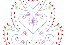 Embroidery (schematy)