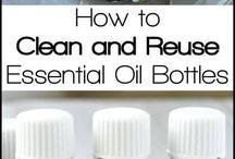 Essential oil wellness