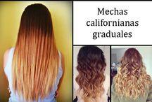 Mechas y colores de pelo / Da luz a tu pelo