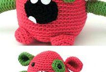 Crochet Items #2 / by Anne Treasure