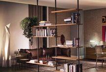 Cattelan Italia Contemporary Bookcases