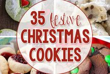 christmas cookies deco