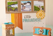 Scrapbook Pages - CTMH