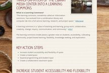 Learning Commons / by Tamara Bond
