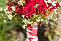 wedding flowers / by Madeline Mott